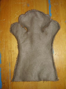 Leroy body shape-primary stitch